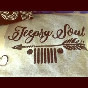 Tops - Jeepsy Soul for the fun loving JEEP girl